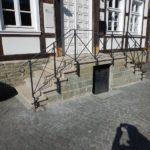 Blockstufenanlage Ruhrsandstein