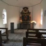 Altargestaltung Privatkapelle